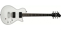 Hagström Select Ultra Swede White