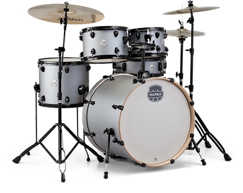 Mapex Storm Rock Drum Kit med 5 trummor