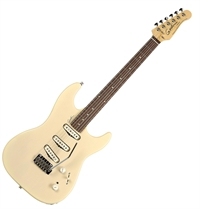Godin Progression Trans Cream MN m/Bag