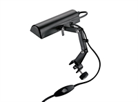 K&M 122e MUSIC STAND LIGHT