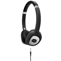 KOSS Hörlurar On-Ear SP330 Svart