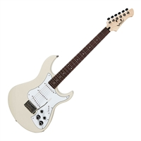 Line 6 Variax Standard VW Modeling Electric Guitar White