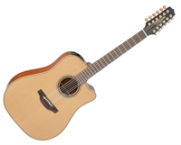 TAKAMINE P3DC-12 DREADNOUGHT