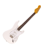 Elgitarr Vintage V6 Fillmore Olympic White