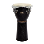 CLUB SALSA Djembe - Black