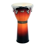 Club salsa Djembe - Sunburst