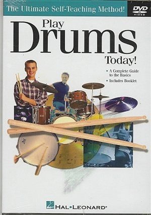 Play Drums Today DVD