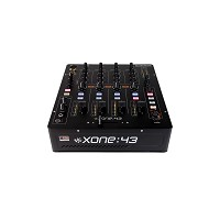 Allen & Heath Xone 43 DJ  Club mixer 4 input, 2 zoner