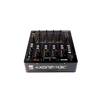 Allen & Heath Xone 43C DJ  Club mixer 4 input, 2 zoner