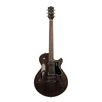 Godin Montreal Premiere Trans Black RN HG with bag