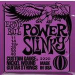 Ernie Ball Power Slinky 2220 nickelsträngar