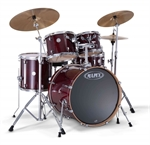 Mapex Horizon jazz trumset i Cherry Red