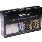 Dunlop Cymbal & Drum Care kit